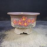 수제화분(라인분)20|Handmade Flower pot