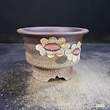 수제화분(라인분)16|Handmade Flower pot