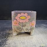 수제화분(라인분)318|Handmade Flower pot