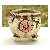 국산수제분#25514|Handmade Flower pot