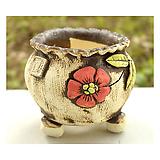 국산수제분#25515|Handmade Flower pot