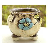 국산수제분#25516|Handmade Flower pot