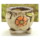 국산수제분#25517|Handmade Flower pot