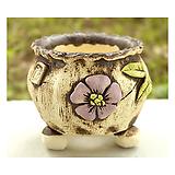국산수제분#25518|Handmade Flower pot