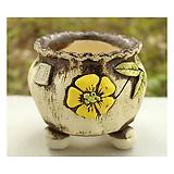 국산수제분#25519|Handmade Flower pot