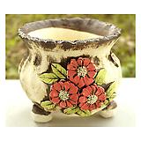 국산수제분#25509(중고)|Handmade Flower pot