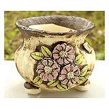 국산수제분#25510(중고)|Handmade Flower pot