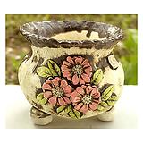 국산수제분#25511(중고)|Handmade Flower pot