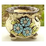국산수제분#25512(중고)|Handmade Flower pot