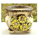 국산수제분#25513(중고)|Handmade Flower pot