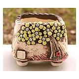 국산수제분#25501|Handmade Flower pot