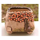 국산수제분#25506|Handmade Flower pot