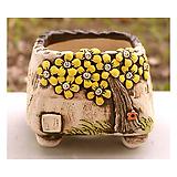 국산수제분#25507|Handmade Flower pot