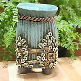 수제화분 봄날공방 긴분|Handmade Flower pot
