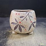수제화분(라인분)125|Handmade Flower pot