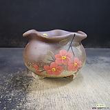 수제화분(라인분)165|Handmade Flower pot