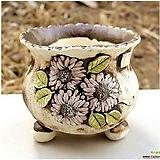 국산수제분#21544|Handmade Flower pot