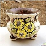 국산수제분#21547|Handmade Flower pot