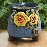 수제화분 봄날공방 둥근분|Handmade Flower pot
