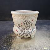 수제화분(라인분)75|Handmade Flower pot