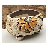 국산수제분#21351|Handmade Flower pot