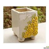 국산수제분#22848|Handmade Flower pot