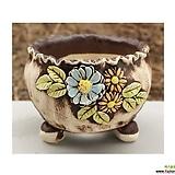 국산수제분#21860|Handmade Flower pot