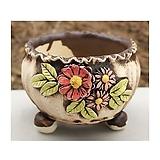 국산수제분#21864|Handmade Flower pot