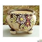 국산수제분#22685|Handmade Flower pot