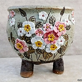 수제화분 대|Handmade Flower pot