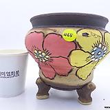 수제화분(반값특가) 465|Handmade Flower pot