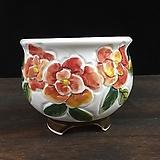 최고급백자 국산수제화분-5592 Handmade Flower pot