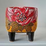 민들레수제화분0612 Handmade Flower pot