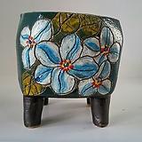 민들레수제화분0613 Handmade Flower pot