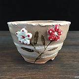 국산수제화분-5657 (개당가격-랜덤발송) Handmade Flower pot