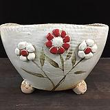 특대사이즈 콜링기법 국산수제화분-5955 Handmade Flower pot