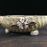 특대사이즈 콜링기법 국산수제화분-5957 Handmade Flower pot