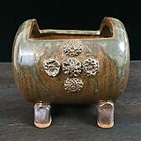 속파기 중사이즈 국산수제화분-5918 Handmade Flower pot