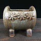 속파기 중사이즈 국산수제화분-5919 Handmade Flower pot