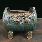 속파기 중사이즈 국산수제화분-5923 Handmade Flower pot