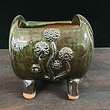 속파기 중사이즈 국산수제화분-5924 Handmade Flower pot