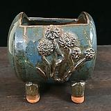 속파기 중사이즈 국산수제화분-5926 Handmade Flower pot