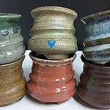 국산 수제분(1개씩랜덤)A-297|Handmade Flower pot
