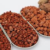 천연화산석 벽돌색 1kg 복토 마감토 화장토 예쁜돌 꾸밈돌 화분장식|