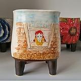 민들레수제화분0516 Handmade Flower pot