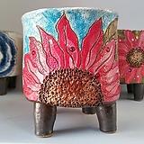 민들레수제화분0522 Handmade Flower pot