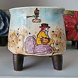 민들레수제화분0627 Handmade Flower pot