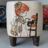 민들레수제화분0628 Handmade Flower pot