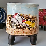 민들레수제화분0629 Handmade Flower pot
