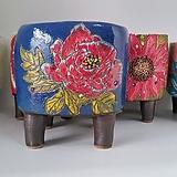 민들레수제화분0632 Handmade Flower pot